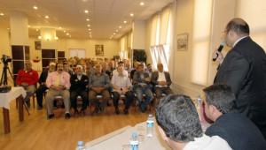Ilıca'nın Yeni Çarşı Projesi Hayata Geçiyor