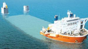 Dünyanın İlk Yarı Batabilir Gemisi Hollanda'da Üretildi