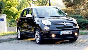 Fiat'ın Yeni Göz Bebeği: 500L