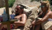 Frank Ribery, Eşiyle Sicilya'da Tatil Yapıyor