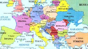 Avrupa'nın IQ Haritası