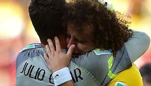 Brezilya, Futbolcuların Gözyaşlarından Endişeli