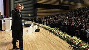 Başbakan'ın Cumhurbaşkanlığı Adaylık Toplantısı