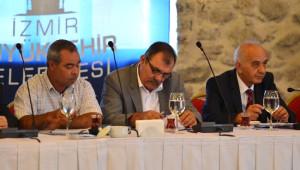 İzmir'in Kırsal Kalkınma Reçeteleri Masaya Yatırıldı