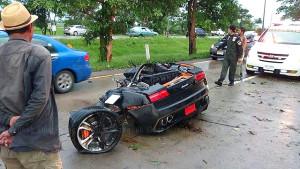 Lamborghini İkiye Ayrıldı