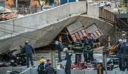 Brezilya'da Dünya Kupası İçin Yapılan Köprü Yıkıldı