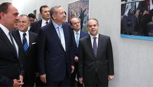 Recep Tayyip Erdoğan, Milli Takım Tesis Açılışına Katıldı