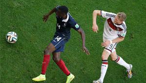 Almanya Fransa Maçının Fotoğrafları