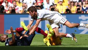 Fransa: 0 - Almanya: 1