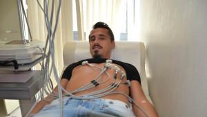 Sivasspor'da 3 Futbolcu Sağlık Kontrolünden Geçirildi