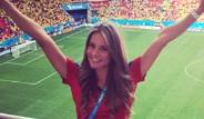 Spiker Alejandra Buitrago Brezilya'da Dikkat Çekiyor