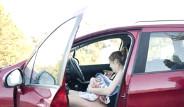 Otomobilde Doğum Yaptı