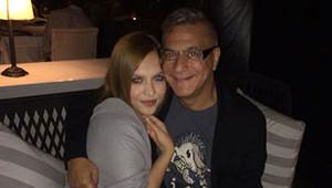 Mehmet Ali Erbil'in 23 Yaşındaki Sevgilisi