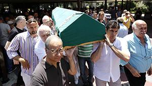 Özkan Kerimoğlu Son Yolculuğuna Uğurlandı