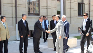 Bakan Müezzinoğlu Eskişehir'de