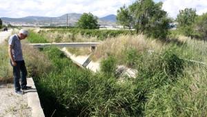 Burdur Gölü'ne 3 Kanalizasyon Hattı