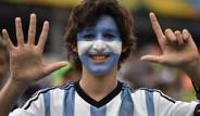Arjantinli Taraftarlar Brezilya'yla Dalga Geçti