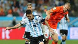 Hollanda: 0 - Arjantin: 0 (2-4 Penaltılarla Arjantin)