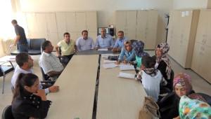 Eleşkirt'te Üniversite Öğrencileri İçin Tercih Masası Oluşturuldu