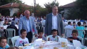 CHP Genel Başkan Yardımcısı Faik Öztrak ve CHP Tekirdağ Milletvekili Emre Köprülü Süleymanpaşa...