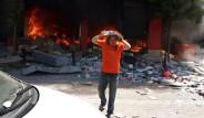 Zeytinburnu'da Ambalaj Atölyesi Patladı