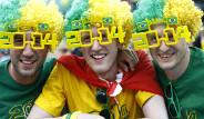 2014 Dünya Kupası'ndan Çok Özel Kareler