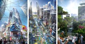 Dünyanın İlk İklim Kontrolü Yapılabilen Şehri İnşa Ediliyor
