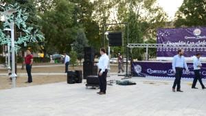 Erbaa'ya Yeni Konser Alanı