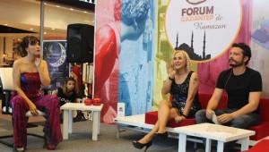 Forum Gaziantep'te Ünlüler Geçidi