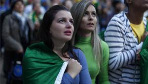 Brezilya Taraftarı Böyle Zulüm Görmedi