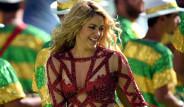 Shakira'dan Muhteşem Kapanış Şovu