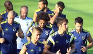 Fenerbahçe Yeni Sezonun İlk İdmanını Yaptı