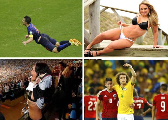 2014 Dünya Kupası'nın Unutulmaz Anları