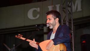 Ali Kınık'tan Osmaniyelilere Muhteşem Konser
