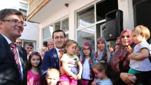 Başbakan Yardımcısı İşler, Batı Trakya Türkleriyle Bir Araya Geldi