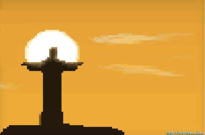 2014 Dünya Kupası'nın 8-bit Hali