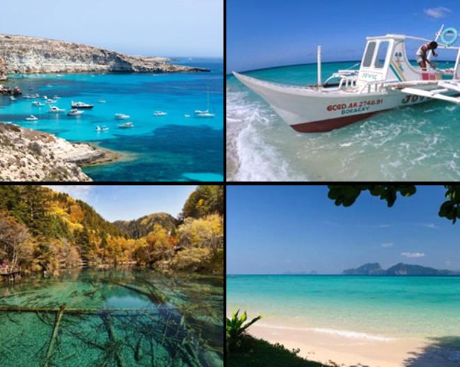Dünyanın En Temiz Suyuna Sahip 50 Denizi
