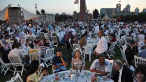 İzmir Büyükşehir Belediyesi, Şehit Yakınlarına ve Gazilere İftar Verdi