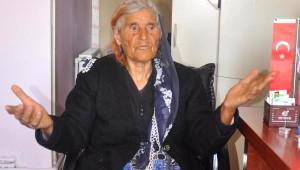 107 Yaşındaki Arzu Nine: Daha Uzun Yıllar Yaşamak İstiyorum