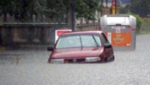 5 İl Yağmura Teslim Oldu
