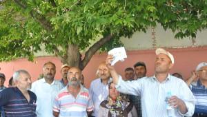 Kırıkkale'de Hes Mağduru Köylüler; 'Vali Kendisi Konuştu, Kendisi Dinledi'