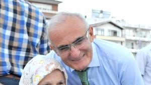 Samsun Büyükşehir Belediye Başkanı Yusuf Ziya Yılmaz Açıklaması