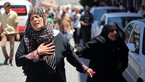 Filistin'de Acı Dinmiyor