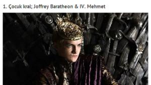 Game Of Thrones'un Osmanlı'dan Etkilendiğini Gösteren Kanıtlar
