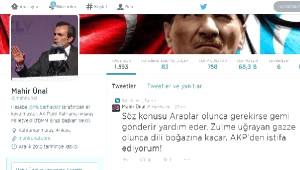 Ak Partili Ünal'ın Twitter Hesabı Hacklendi
