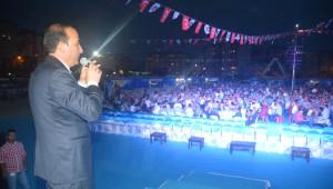 Ceyhan Belediye Başkanı Öztürk, Namık Kemal Mahallesi'nde