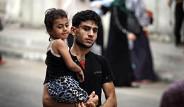 Filistin Halkı Şecaiye'den Kaçıyor