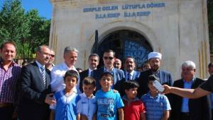 Başbakan Yardımcısı İşler Bitlis'te