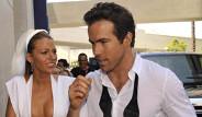 Blake Lively: Düğünde Gelinliğim Yandı
