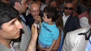 Kılıçdaroğlu Adana'dan Ayrıldı